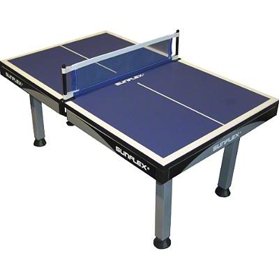 Mini-Tischtennis-Tisch, nur 6 Kg leicht.