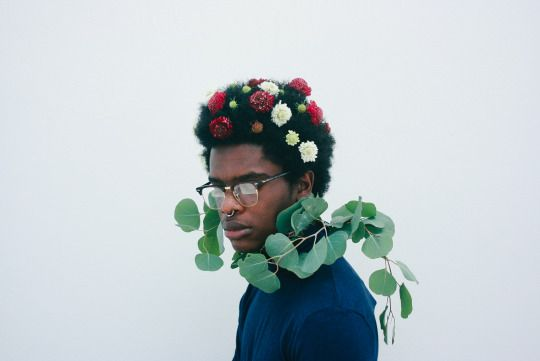 """Thinker Of Overgrown Thoughts"" by Brandon Stanciell. 