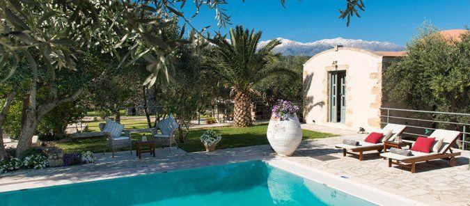 Arosmari Village Hotel | 2 Bedroom Hotel in Crete, Greece « Simpson Travel.  Fab choice for walking in Samaria Gorge