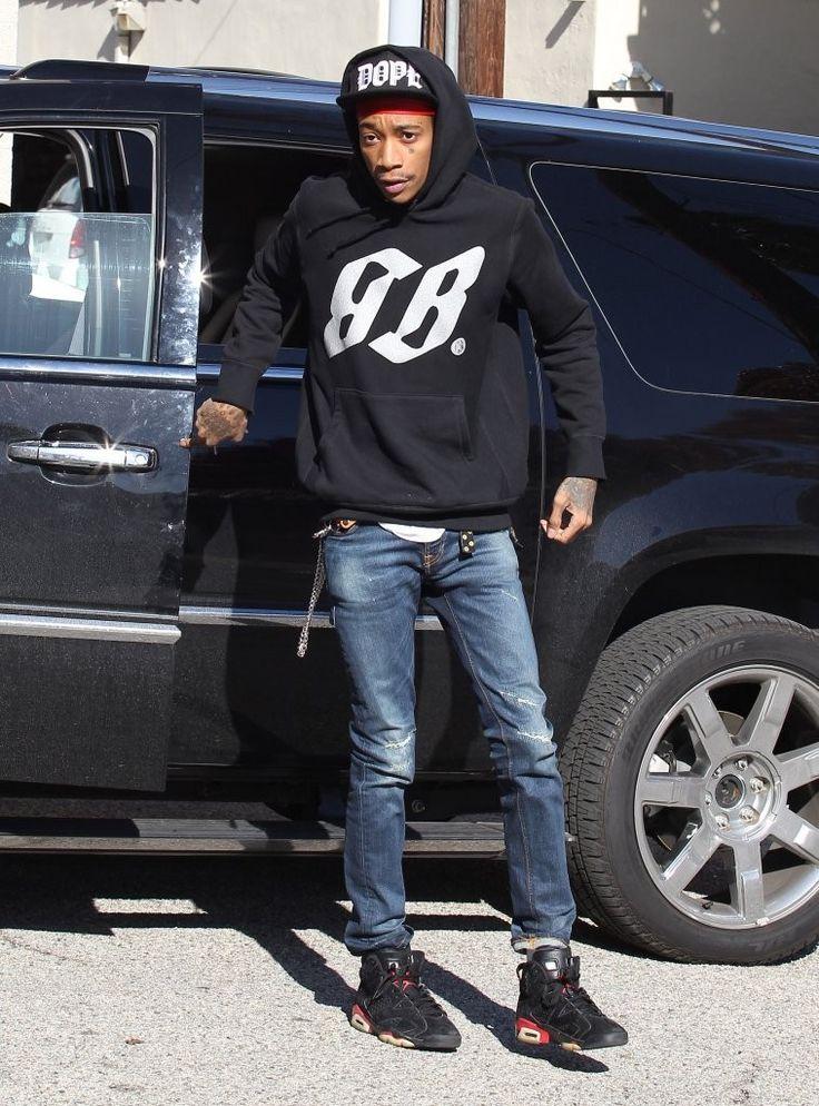 Jordan Retro 6 Black