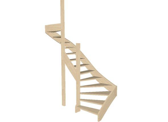 25 beste idee n over open trap op pinterest hout for Binnenhuis trappen