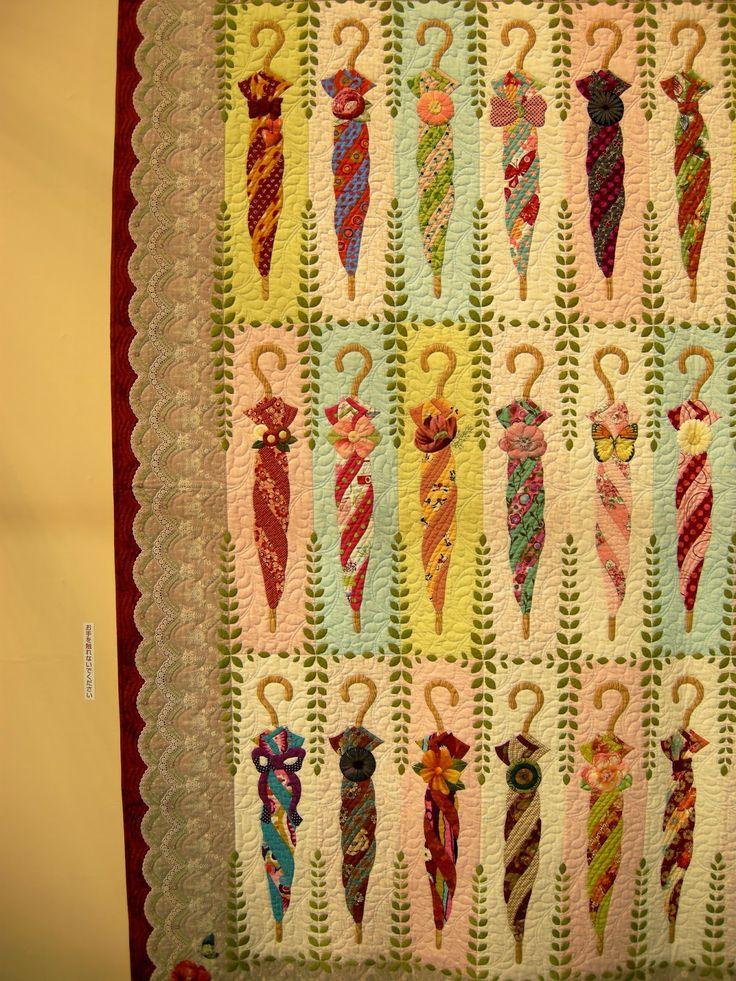 13th Tokyo International Great Quilt Festival 2014 - Part 3