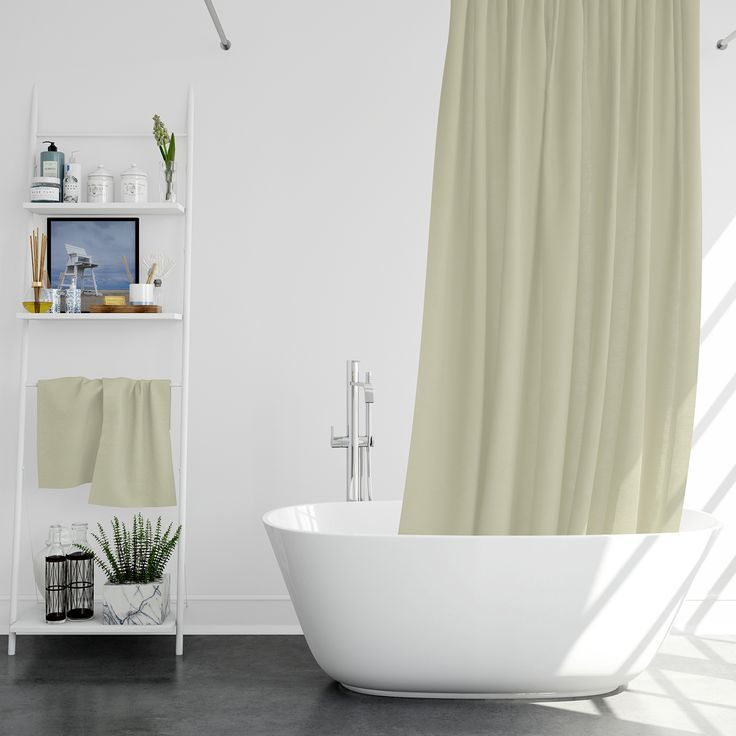 Bright Blue Shower Curtain Blue Shower Curtains Fabric Shower