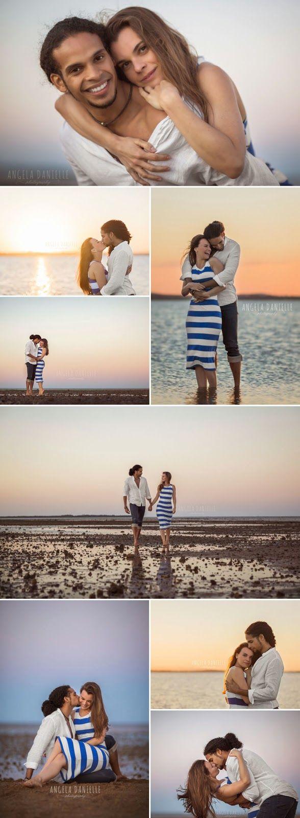 www.angeladanielle.com.au Brisbane based photographer.  Gorgeous couples session.