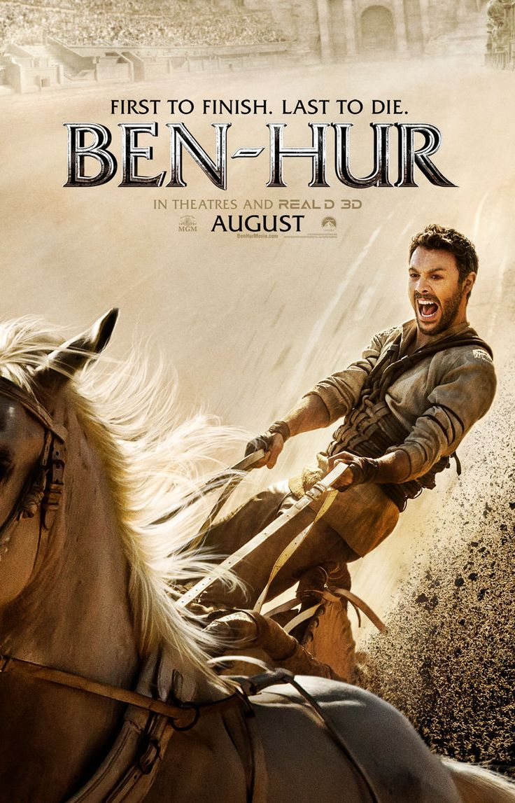Ben Hur 2016  MovieDeputy.com First to finish last to die  #BenHur #MovieDeputy #FirstToFinishLastToDie #JudahBenHur #Chariot #Rome #Circus