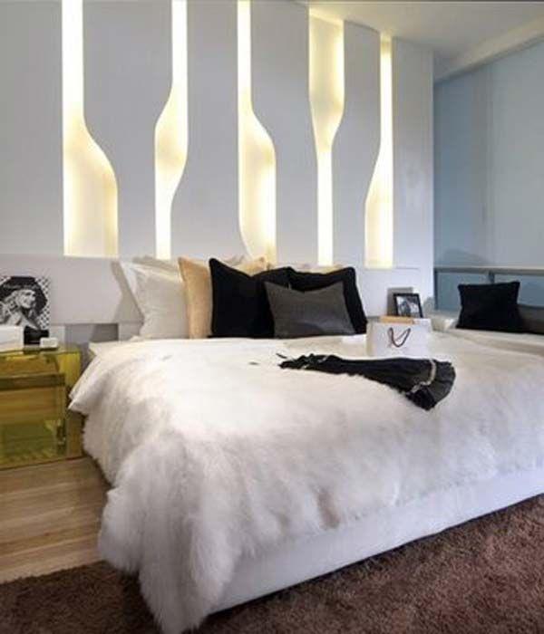 como-iluminar-la-pared-del-dormitorio