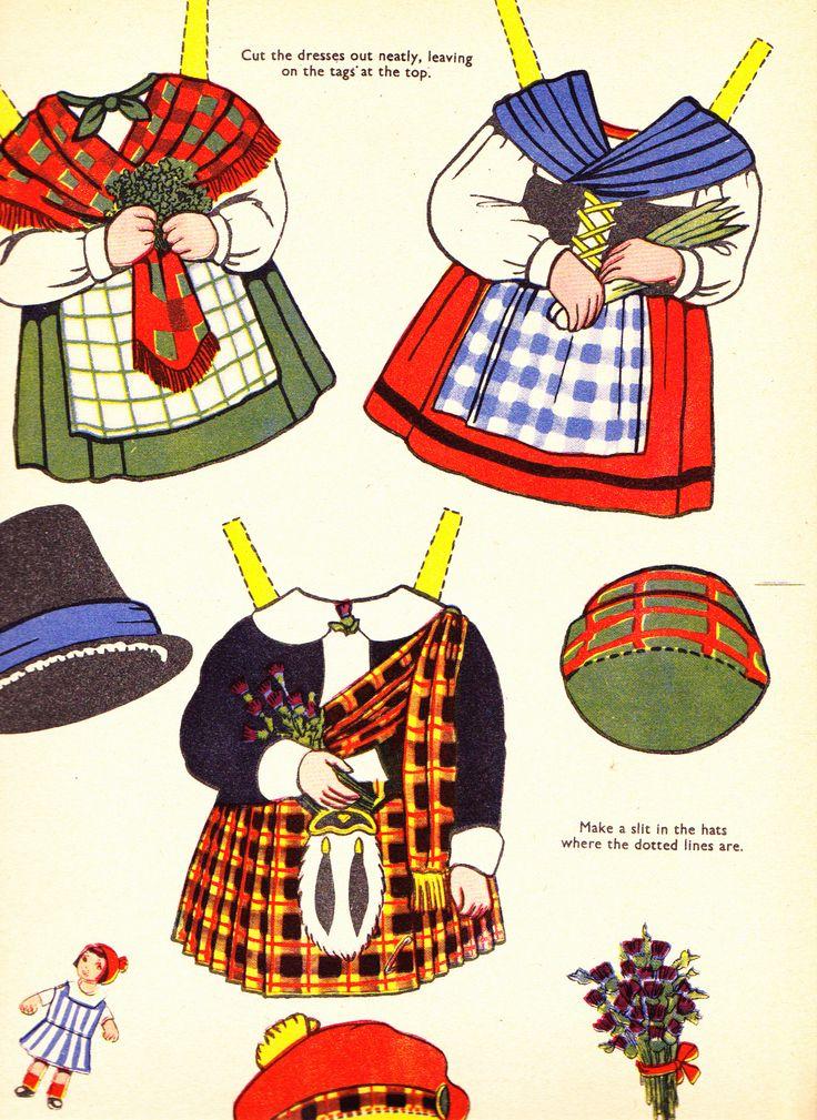 Fancy Dress, large format, Birn Bros