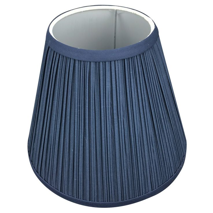 1000 Ideas About Navy Blue Lamp Shade On Pinterest