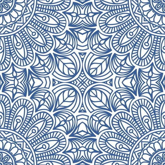 Muriva Moroccan Tiles Wallpaper Blue White 601547 Sample Blue And White Wallpaper Tile Wallpaper Blue Moroccan Tile