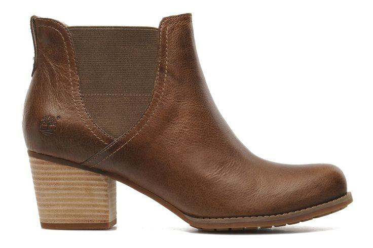 Timberland Earthkeepers Birchmont Chelsea Boot (Marron) - Bottines et boots chez Sarenza (202550)