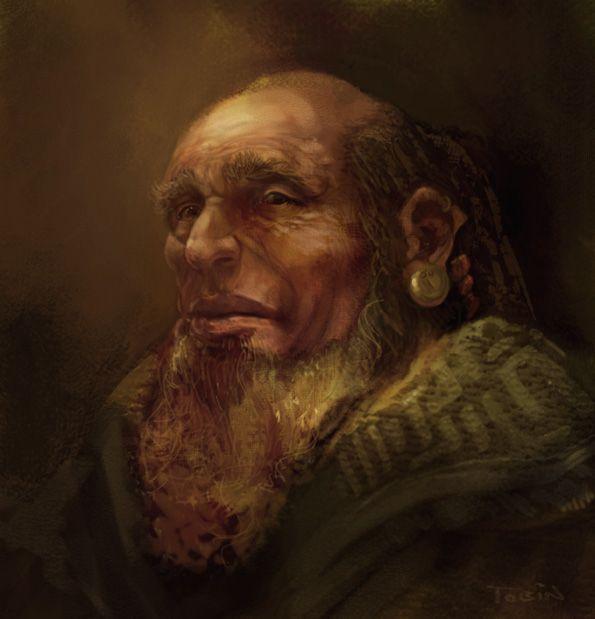 Dwarf Lord by *PaulTobin on deviantART