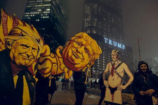 Die Clinton-Maschine, um Donald Trump zu diskreditieren
