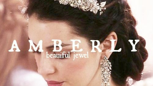amberly name meaning