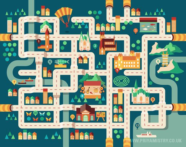 The 25+ best Board game design ideas on Pinterest