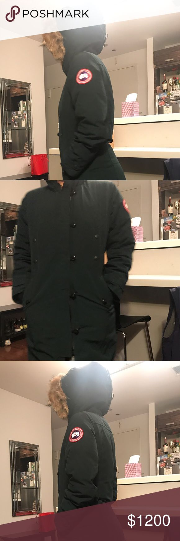 Canada Goose XS Brand new coat in perfect condition. This is the best quality version of Canada goose coat. Size XS. Flattering and slim fit Canada Goose Jackets & Coats Puffers