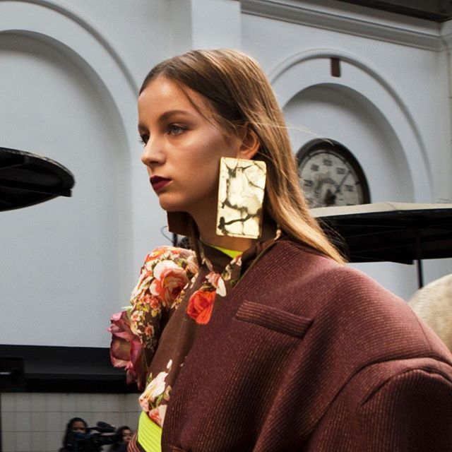 @bloomportugalfashion @portugalfashion #portugalfashion - Modatex - OPIAR S/S 18 #jewellerydesign by @joaoazeredojewellery