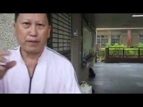 楊露禪嫡傳大內太極拳之閃戰騰挪法解析 - YouTube