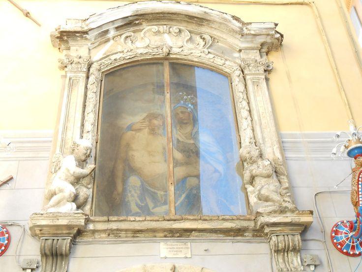 Окно дворца.
