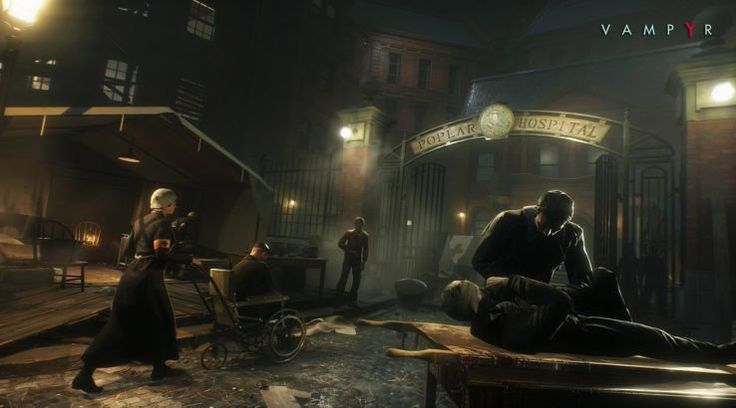 Vampyr Debuts Bloody E3 2017 Trailer: A week ahead of the event, Focus Home Interactive and Dontnod Entertainment release an E3 2017…