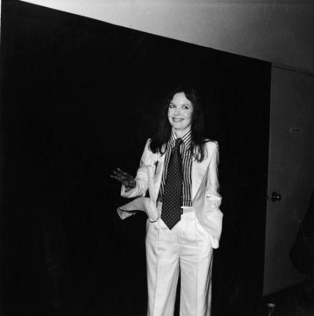 Diane Keaton in 1976; Photo Credit: Huffington Post Canada