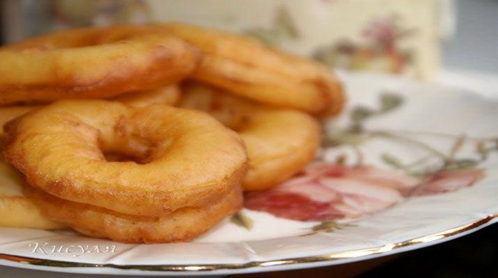 Яблоки в тесте жареные. Вкуснее пончиков!