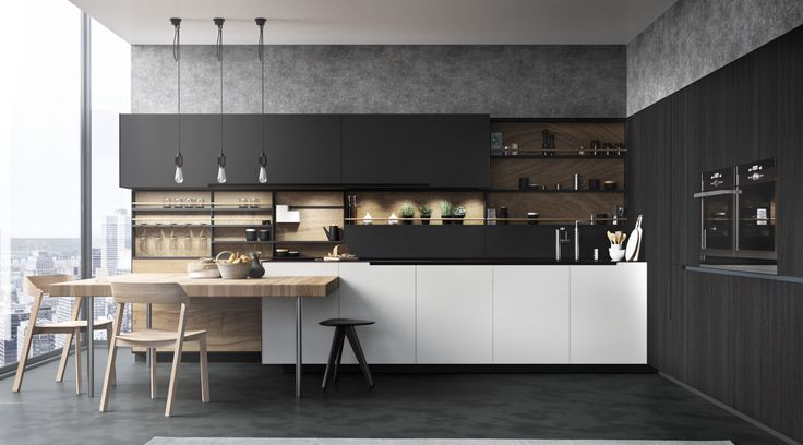 Interior Visualisation by PlusForm | New Merano by TON