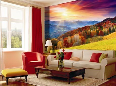 Best 20+ Fototapete Wohnzimmer Ideas On Pinterest | Tv Wand Tapete ... Fototapete Wohnzimmer Braun