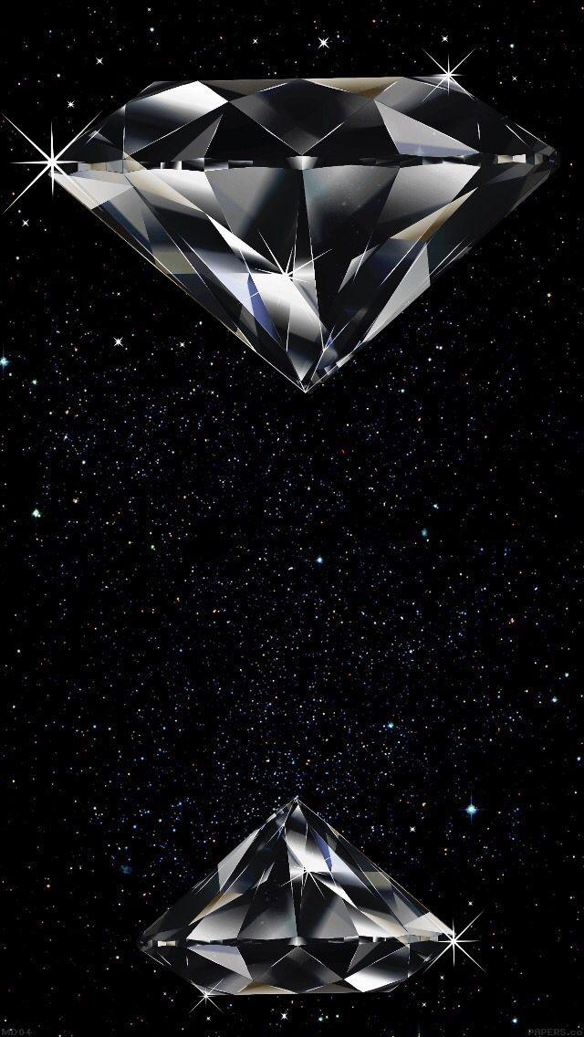 Diamond Black diamond wallpaper, Diamond wallpaper