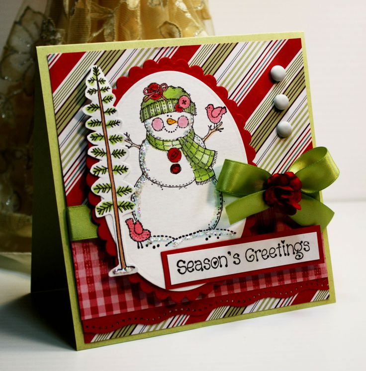 Custom Merry Christmas Greeting Cards: 995 Best Penny Black Images On Pinterest