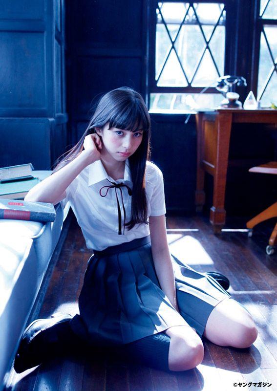 kawaiigals:  中条あやみ(Ayami Nakajo)