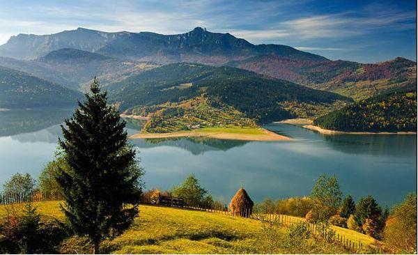Mountain Spring Lake, also known as Bicaz Lake