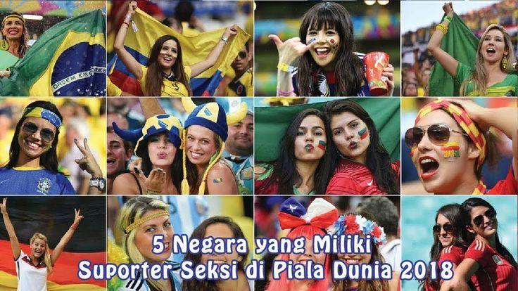 5 Negara yang Miliki Suporter Tercantik di Piala Dunia 2018