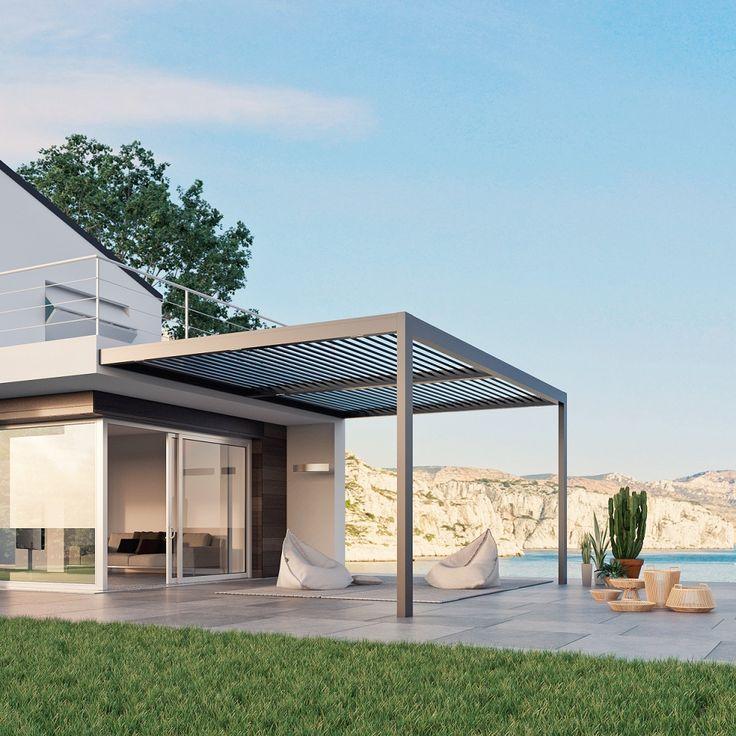 25 best ideas about carport aluminium on pinterest pergola aluminium vera - Pergola metal adossee ...