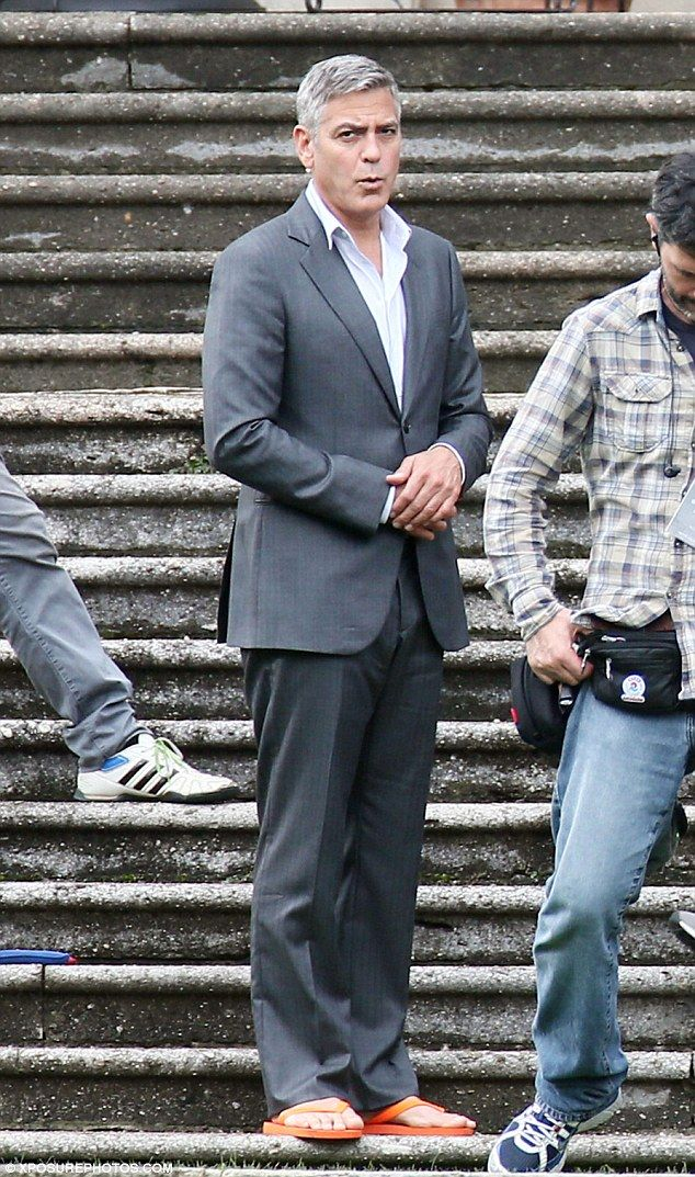 george clooney shoes - photo #3