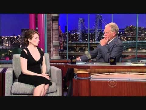 ▶ Tina Fey Letterman 4-15-2011 - YouTube