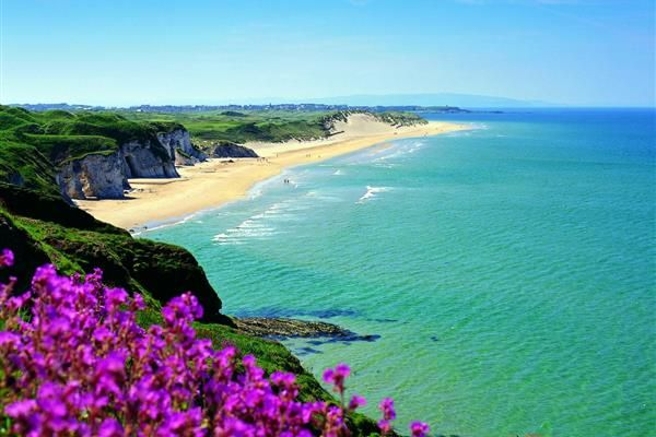 Ireland coast beaches