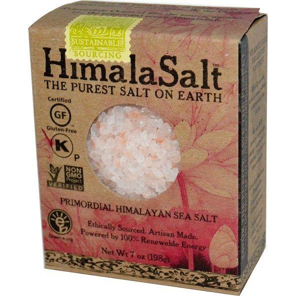 HimalaSalt, Primordial Himalayan Sea Salt, 7 oz (198 g)