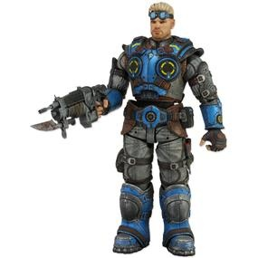 Gears of War: Judgment Action Figures Arrive