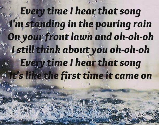 Blake Shelton - Every Time I Hear That Song