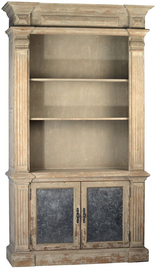 477 best luxury bookcases tall cabinets images on for Rustic elegance furniture