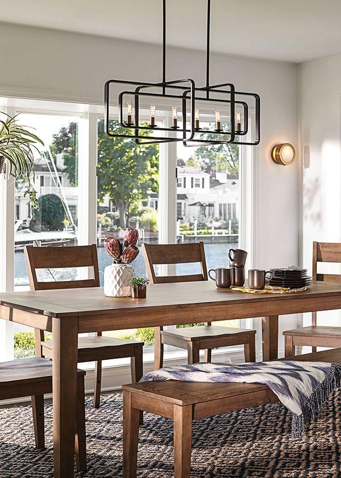 Dining Room Light   Hinkley