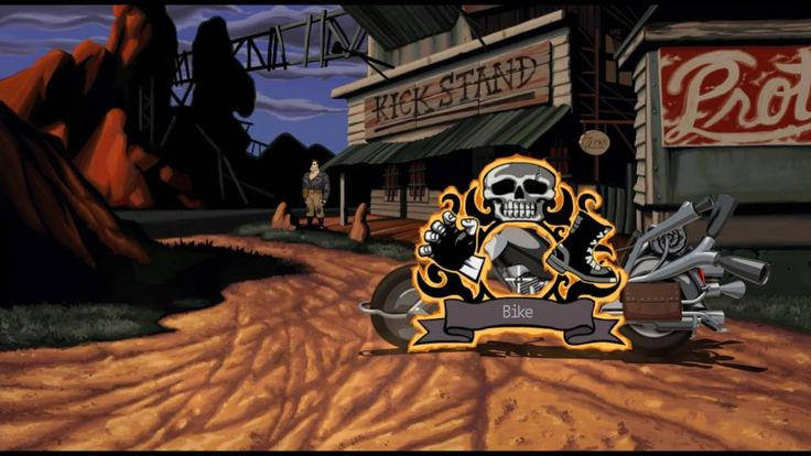 Full Throttle Remastered - recenzja gry - Gamerweb.pl