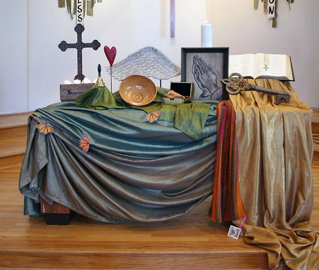 The Living Tableau-  Hope,    Ashford United Methodist Church, Houston