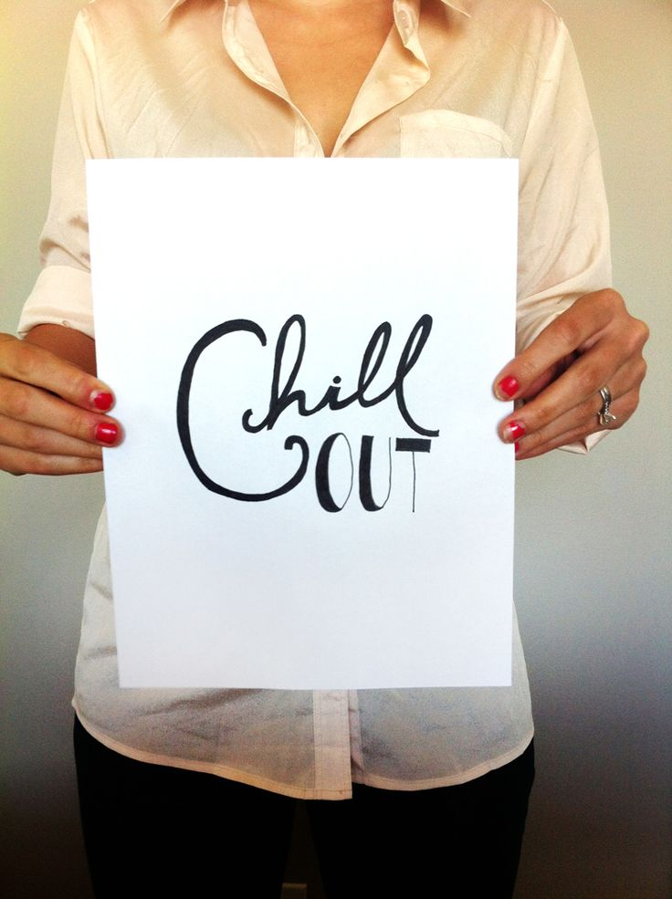 Chill Out   |  The Fresh Exchange: Life Motto, Dorm Room