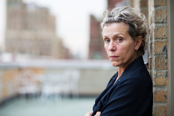 "The Oscar-winning actress Frances McDormand, who set the HBO mini-series ""Olive Kitteridge"" in motion and stars in it, chafes at Hollywood's conventions and defies its norms."