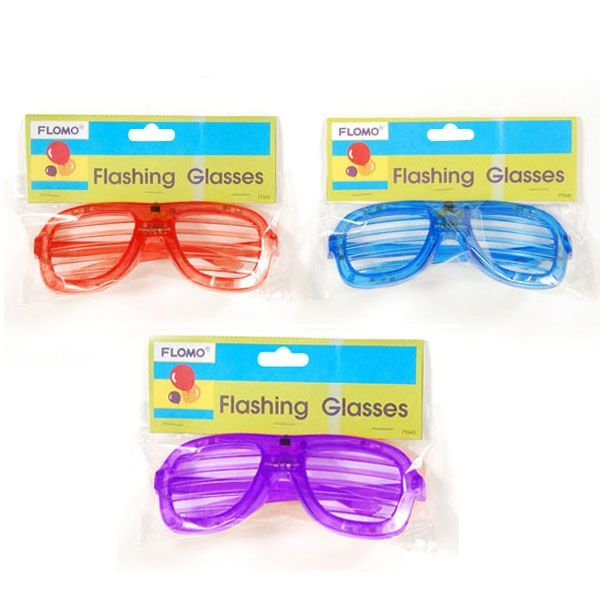 1Ct Flashing Party Glasses 6 Inch X 2.25 Inch In Poly Bag With Header 3 Colors/Case of 48 Tags:  Glass; Everyday; party decorations;Glass; https://www.ktsupply.com/products/32795349352/1Ct-Flashing-Party-Glasses-6-Inch-X-225-Inch-In-Poly-Bag-With-Header-3-ColorsCase-of-48.html