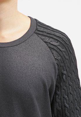 One Green Elephant KEN - Sweatshirt - washed black - Zalando.de