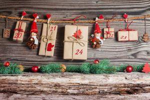 .Weihnachtscountdown: DIY-Adventkalender