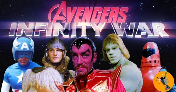This Retro Trailer Will Put A Smile On Your Face As We Wait For New 'Avengers: Infinity War' Footage