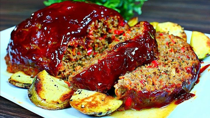 Healthy Delicious Meatloaf Recipe - How to make Healthy Meatloaf - YouTube